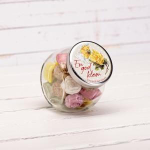 Fruktblanding 80 gram krukke