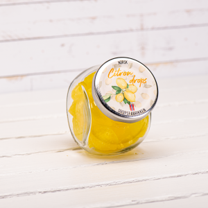 Citron 80 gram krukke