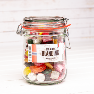God norsk blanding 600 gram...